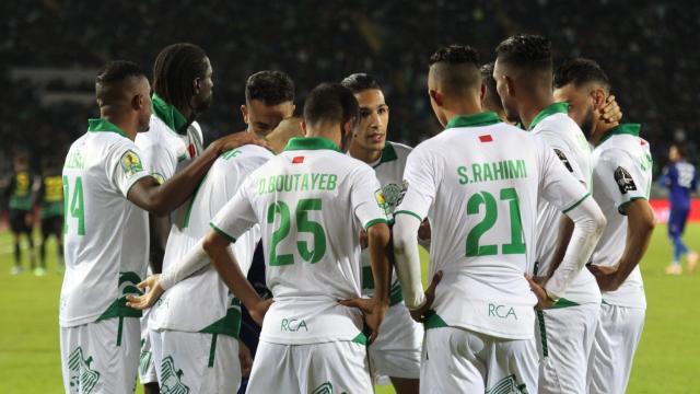 joueurs Raja Casablanca