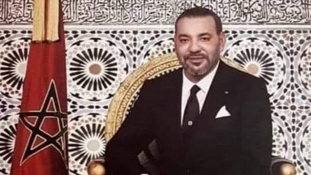 "King Mohammed VI ""title ="" King Mohammed VI ""/> </div> </div> <p>  <span class="