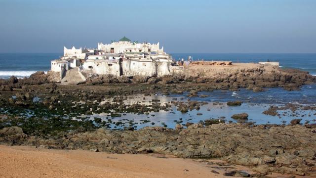 îlot de Sidi Abderrahman