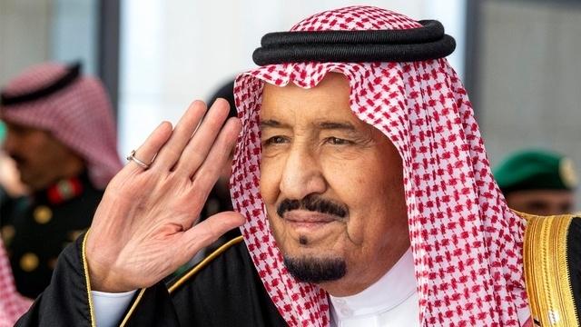 Le roi Salmane Arabie saoudite