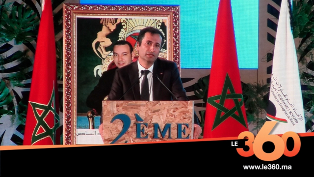 Cover Vidéo - Université d'été CGEM. Les annonces de Benchaaboun