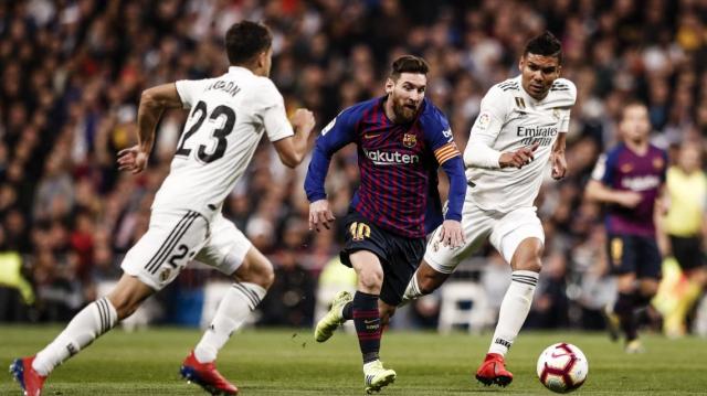 Clásico Barça Real