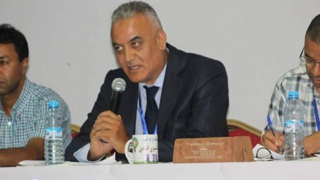 Abdelhamid Aberchan IRT