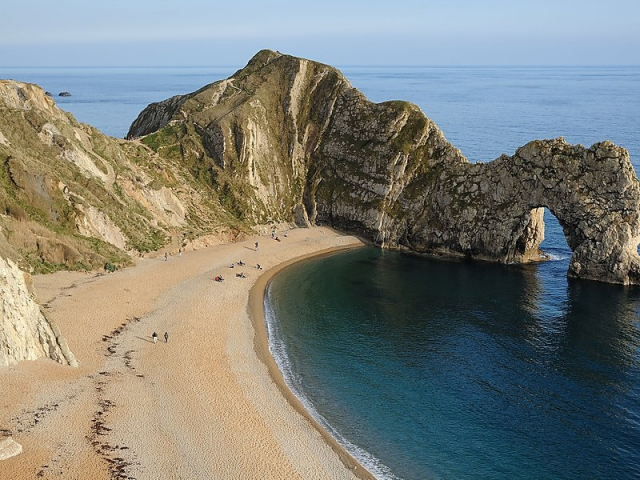 Le littoral anglais
