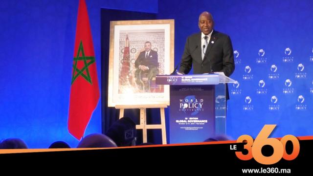 Cover_Vidéo: Le360.ma •OCP-WPC: le PM Amadou Gon Coulibaly salue la qualité des relations maroco-ivoiriennes