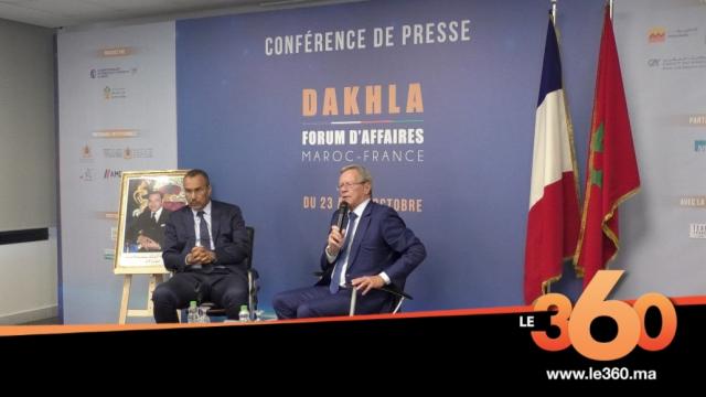 cover: Forum Maroc-France. Dakhla prête à accueillir 300 chefs d'entreprises le 24 octobre
