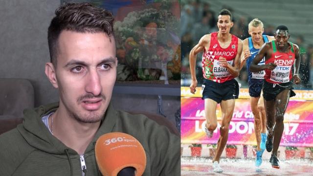 "Exclu360. Vidéo. Soufiane El Bakkali: ""les athlètes marocains sont moyens"""