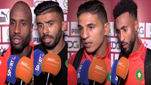 Locaux apres Maroc Algerie