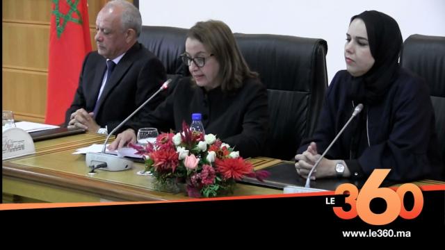 Cover Vidéo - أجواء انتخاب الصحافية فاطمة الحساني على رأس مجلس جهة طنجة