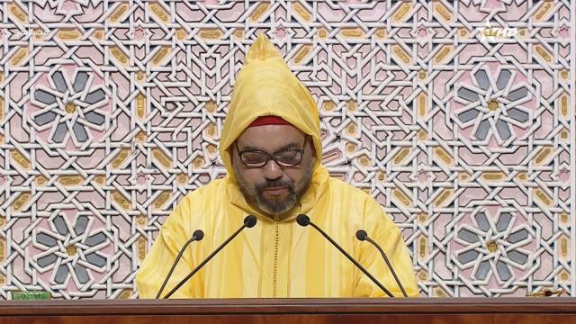 cover : شاهد خطاب الملك أمام نواب ومستشاري الأمة خلال افتتاح السنة التشريعية 2020