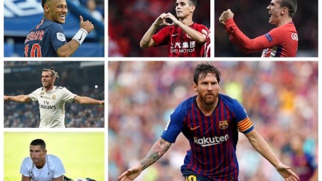 Footballeurs les mieux payés