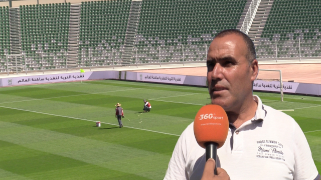 Oujda Stadium 2019