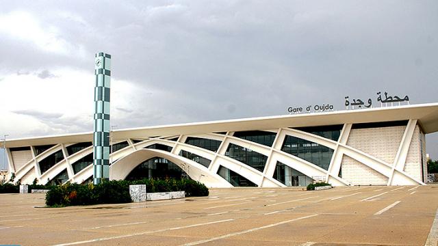Gare Oujda - Météo