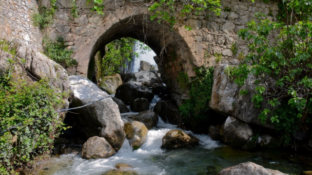 Ras El Ma, pont romain