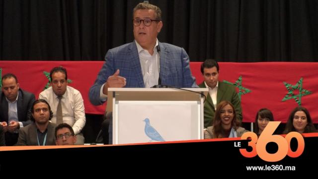 Cover Vidéo - Vidéo. Aziz Akhannouch répond fermement a Saad Eddine El Othmani