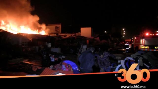 cover: تجار سوق سيدي يوسف بأكادير يحمِّلون مسؤولية فاجعة الحريق للمجالس المنتخبة