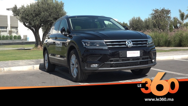 Cover. Vidéo. Volkswagen: Tiguan Evolution, une réelle montée en gamme