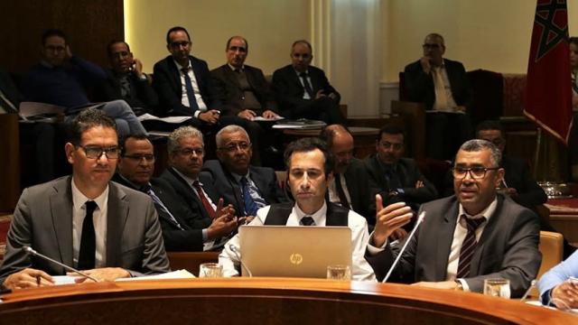Parlement - Commission des finances et du développement économique
