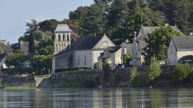 Eglise Saint Genulf et Saint Charles - Le Thoureil