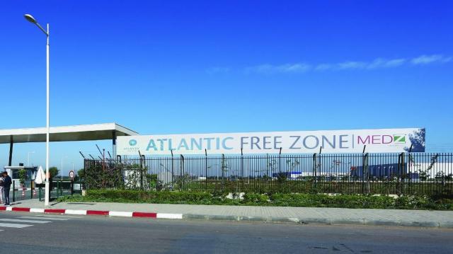 Atlantic free zone
