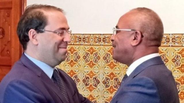Algérie: le Premier ministre tunisien effectue une brève visite à Alger