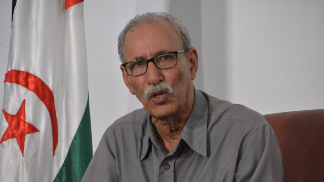 Brahim Ghali - Polisario - Covid-19