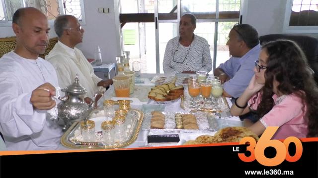 Cover_Vidéo: Le360.ma • بمناسبة عيد المولد النبوي  le360 عائلة مغربية بأبيدجان تستضيف