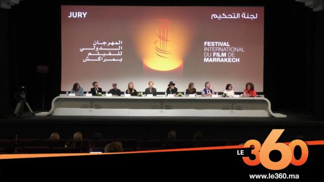 Cover_Vidéo: Le360.ma •هكذا كان رأي لجنة تحكيم مهرجان السينما بمراكش في الأفلام المشاركة