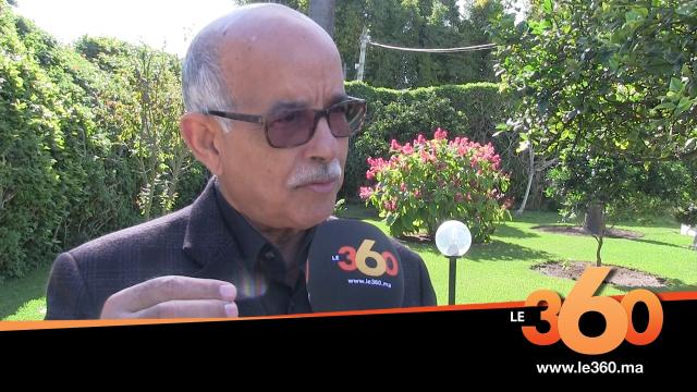 Cover_Vidéo: Le360.ma •شهادة من الشيخ بيد الله قبيلة الرݣيبات حول المسيرة الخضراء و الخطاب الملكي