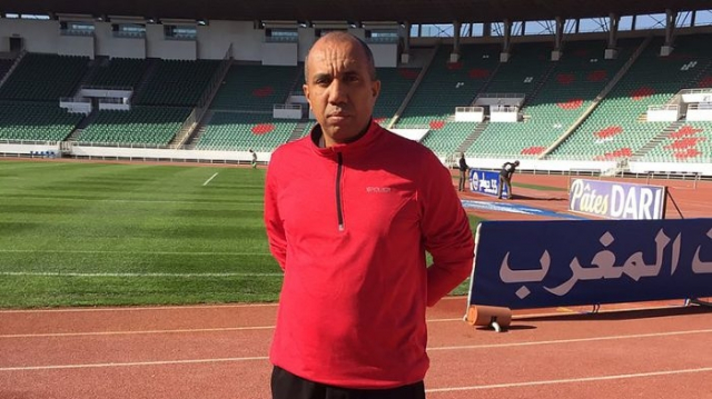 Ayoub El Mendili, DTN FRMA