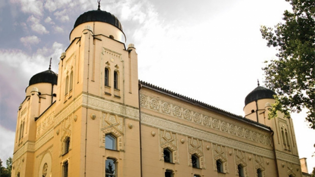 Grande synagogue de Sarajevo