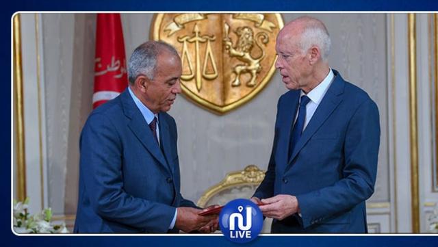 président tunisien
