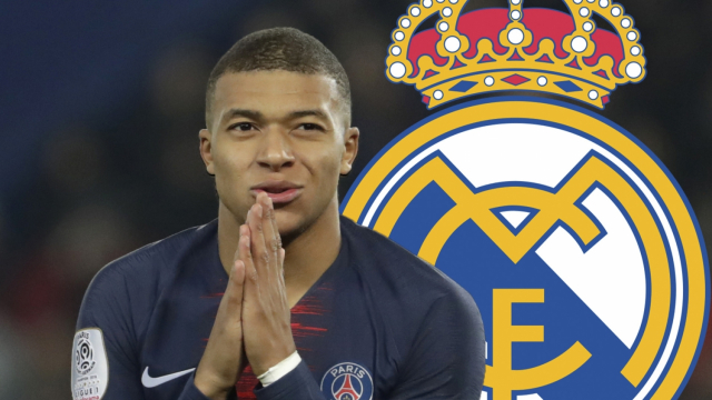 Mbappé - Real Madrid