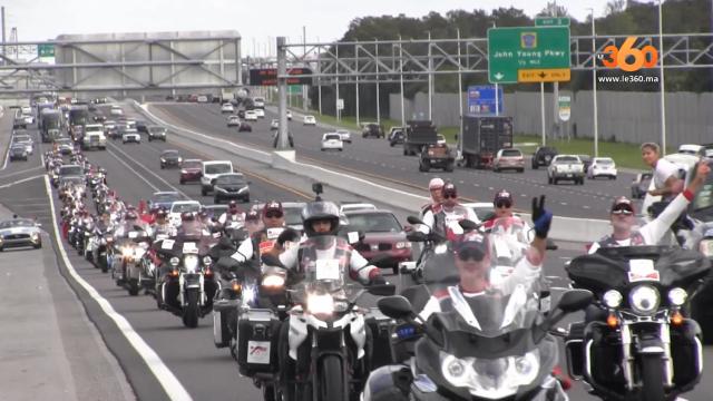 Cover_Vidéo: Le360.ma •Marche verte: club Royal Motos, de Laâyoune à Orlando. Ils l'ont fait !