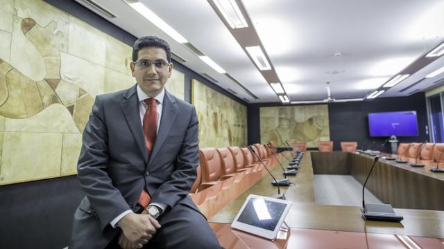 """Mouawia Essekelli, directeur général adjoint du groupe Attijariwafa bank"