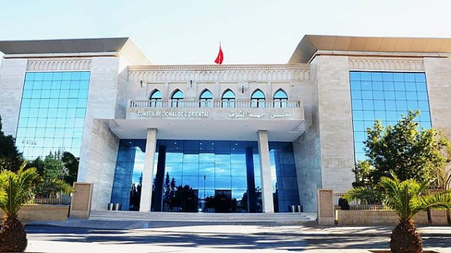 conseil régional Oriental