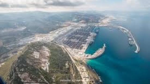 Port Tanger Med - Météo