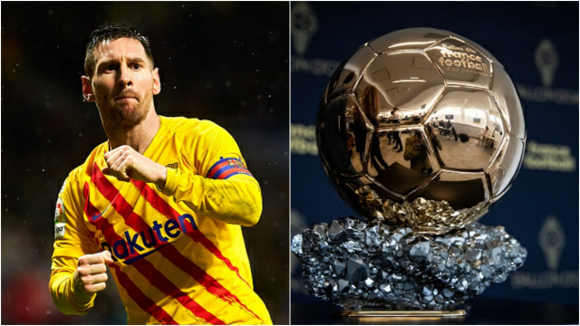 Lionel Messi, Ballon d'or 2019