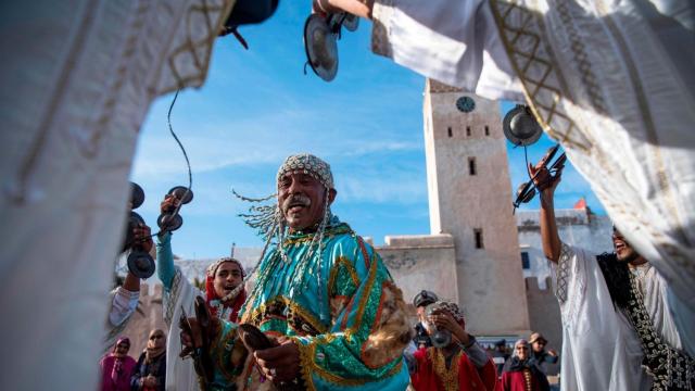 Les Gnawas célèbrent la reconnaissance de l'UNESCO