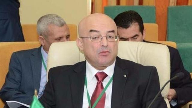 Le ministre algérien de l'Intérieur, Salah-Eddine Dahmoune
