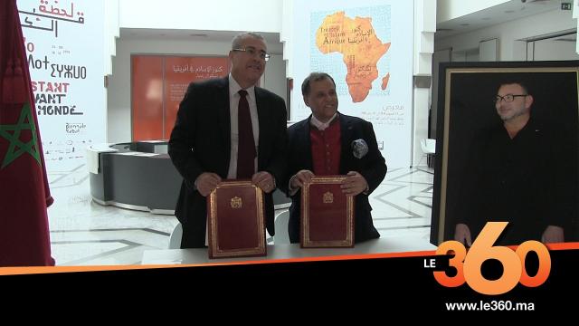 Cover_Vidéo: Le360.ma •Le ministre de la justice fait don de deux tribunaux à la fondation nationale des Musées