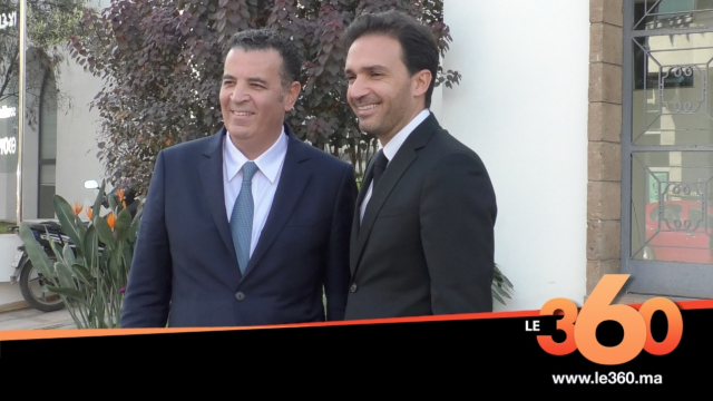 Cover Vidéo - Elections CGEM: le binôme Chakib Alj/Mehdi Tazi officialise sa candidature