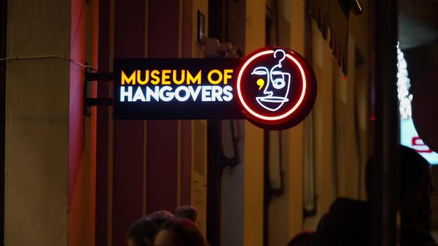 Musée gueule de bois