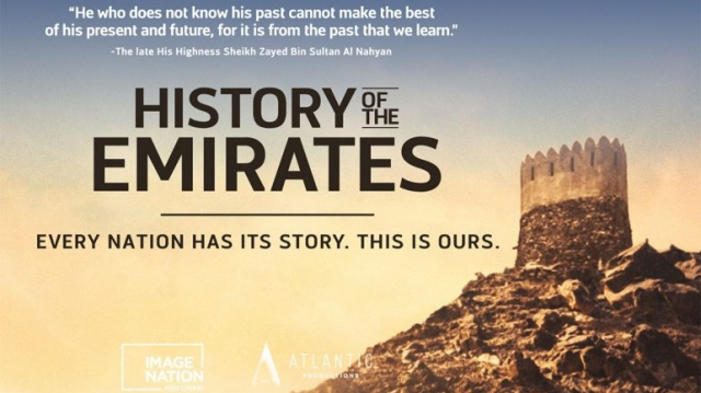 """""""The history of the Emirates"""""""