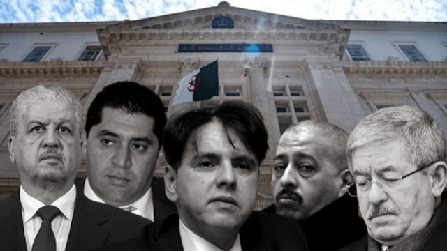 Algérie: le méga-procès des oligarques de l'automobile et des ex-Premiers ministres ajourné