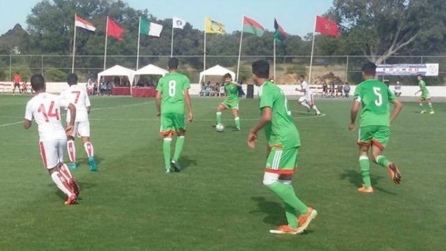 Maroc Algérie U20 Unaf