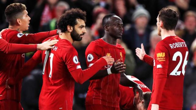 Liverpool victoire