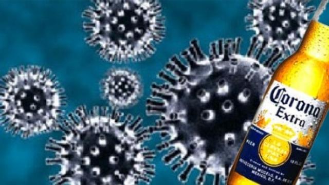 corona virus bière