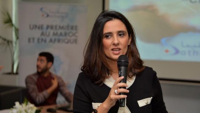 Lamia Tazi, PDG de Sothema