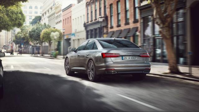 Audi A6 extérieur